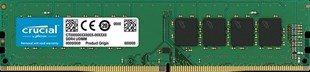 CRUCIAL 16 GB 2666MHz DDR4 PC4-21300) UDIMM CL19 DRx8 1.2V 288pin KUTULU