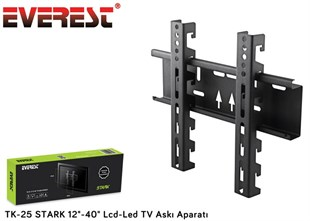 EVEREST TK-25 STARK 12-40 Lcd-Led TV Askı Aparatı