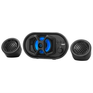 FRISBY FS-2422U BT/TF/USB/AUX 2.1 STEREO SPEAKERS