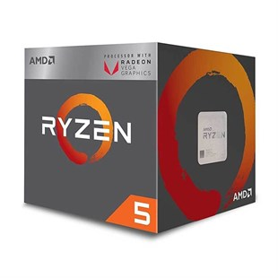 AMD Ryzen 5 2600X 3.6/4.2GHz Vgasız 16MB 95W Fanlı AM4