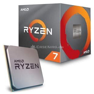 AMD Ryzen 7 3700X 3,6/4.4GHz Vgasız 32MB 65W Fanlı AM4+