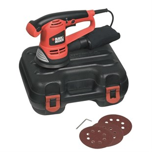 Black&Decker KA191EK 480Watt Eksantrik Zımpara