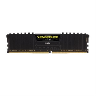 CORSAIR 16 GB 3000MHz VENGEANCE BLACK CL16 LPX SOGUTUCULU PC RAM