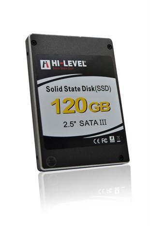 HI-LEVEL ULTRA 120 GB SATA3 550/530MB/s + APARAT   SSD