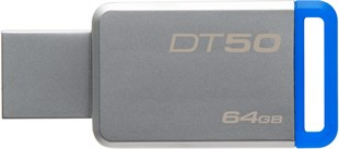 KINGSTON 128 GB USB3.1 Metal, Taşınabilir Bellek