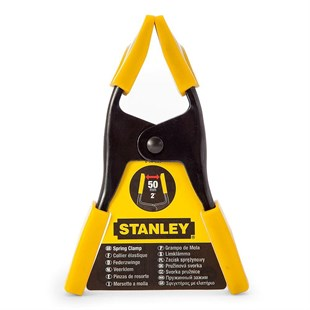Stanley ST983080 Metal Mandal, 50mm
