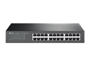 TP-LINK TL-SG1024D 24-port 10/100/1000M Rack Mount Switch