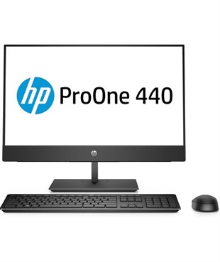 HP ProOne 440 G4  23.8FHD i5-8500T 4GB 1TB FDOS